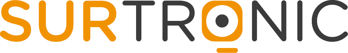 Surtronic footer logo